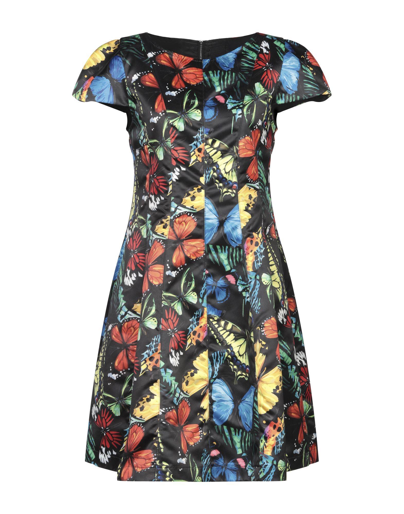 JACK T. Короткое платье