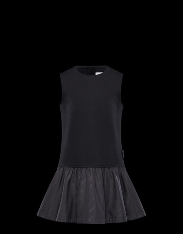 DRESS Black Junior 8-10 Years - Girl Woman