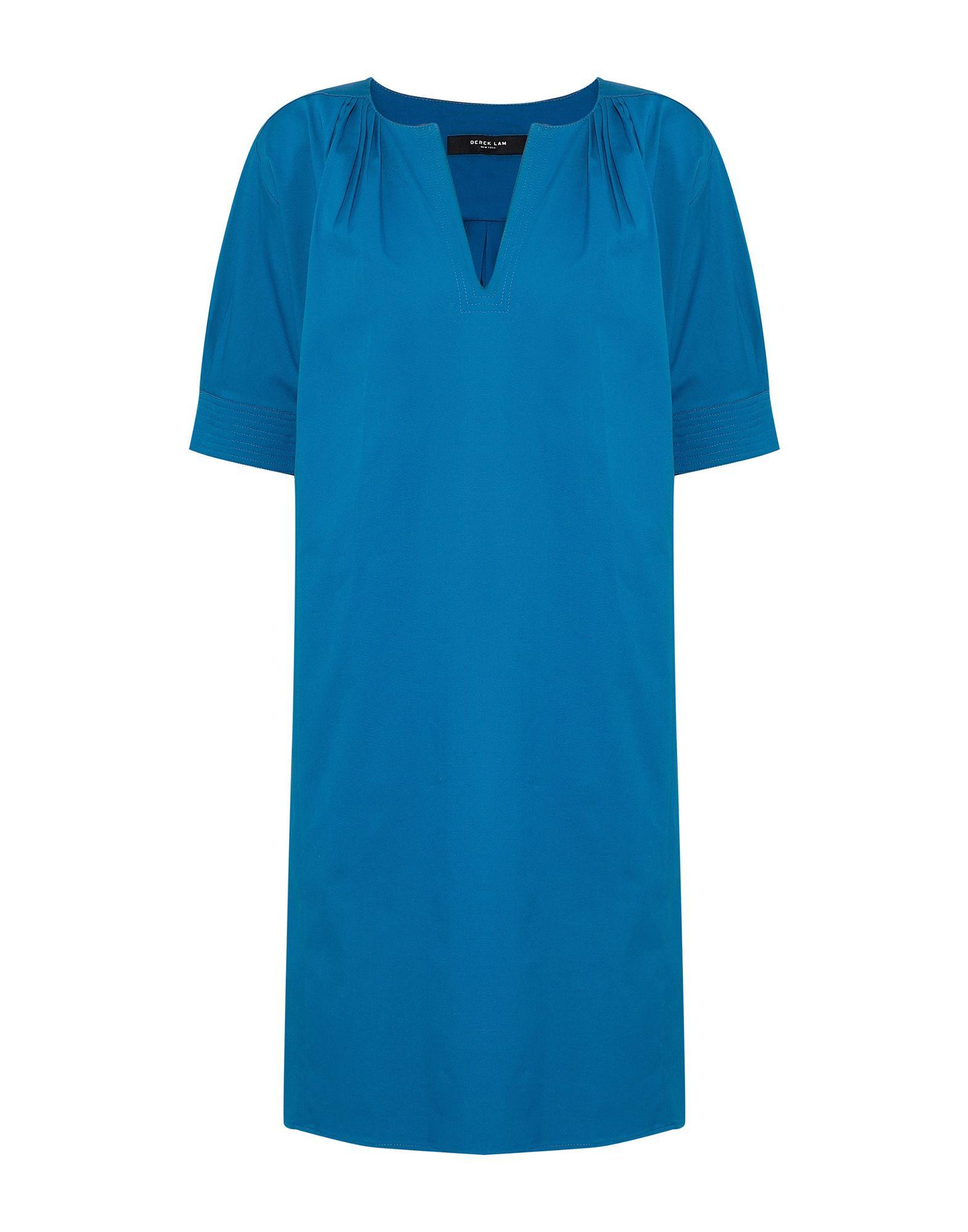 купить DEREK LAM Короткое платье по цене 40000 рублей