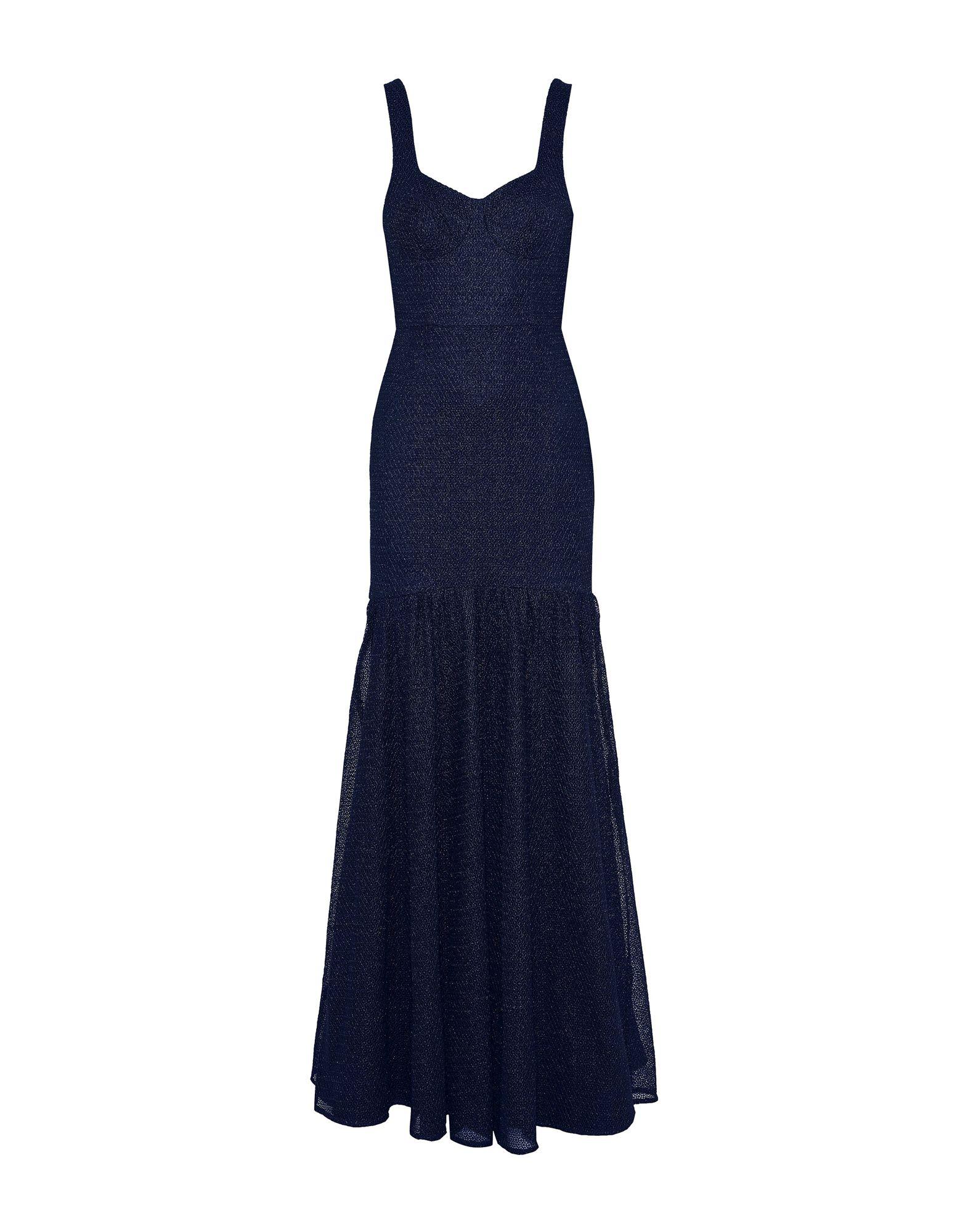 REBECCA VALLANCE Длинное платье