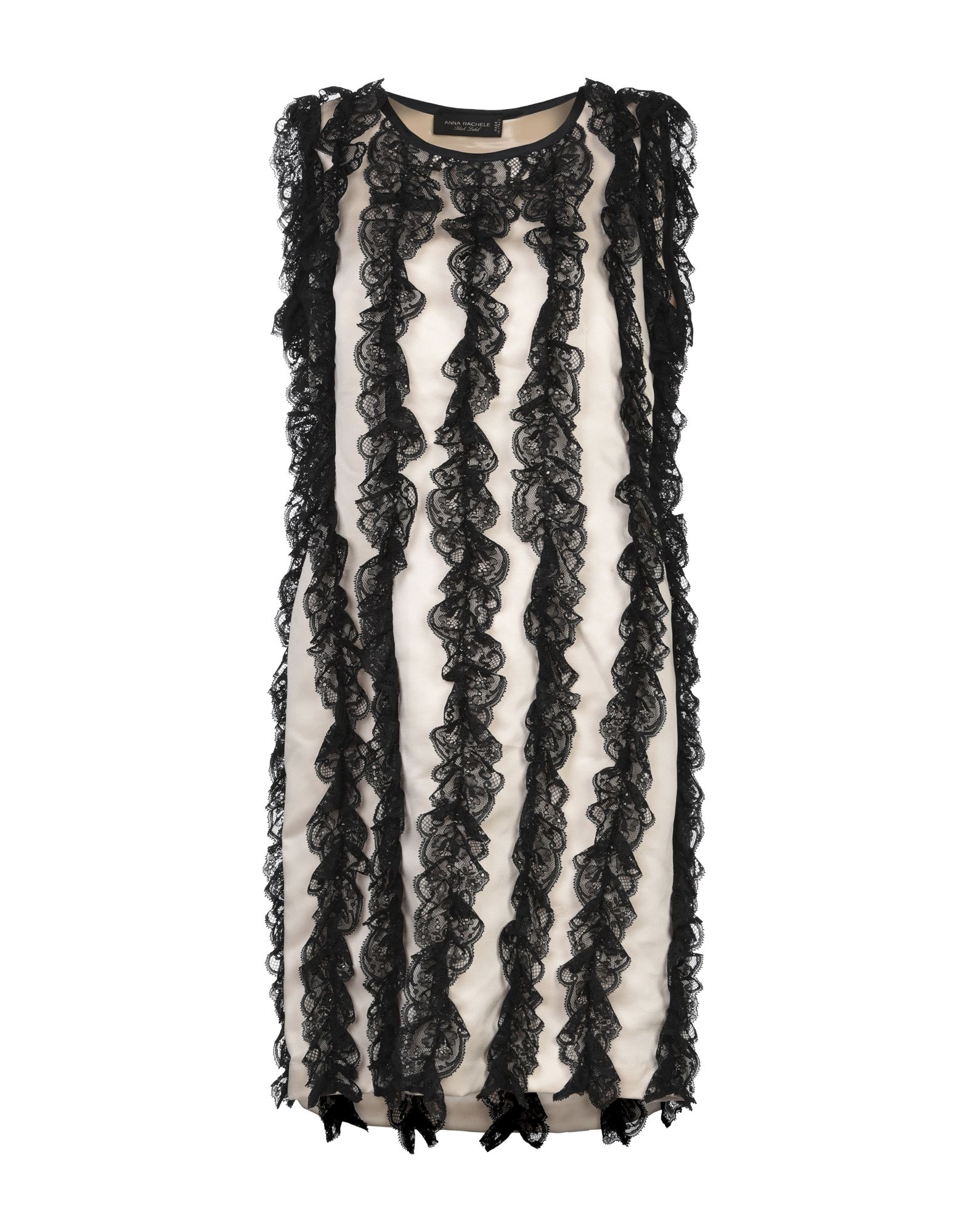 ANNA RACHELE BLACK LABEL Короткое платье anna rachele black label длинное платье