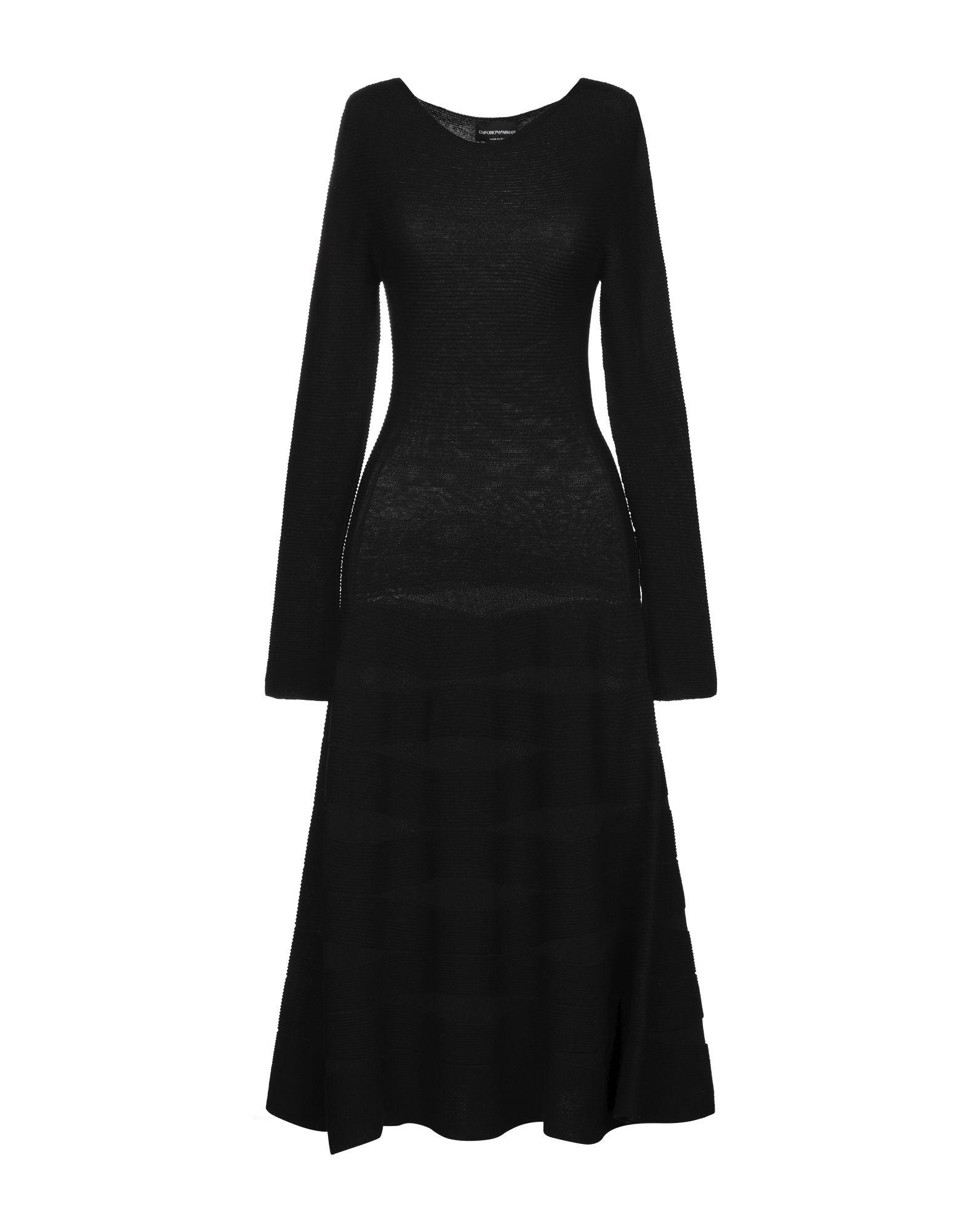 EMPORIO ARMANI Платье длиной 3/4