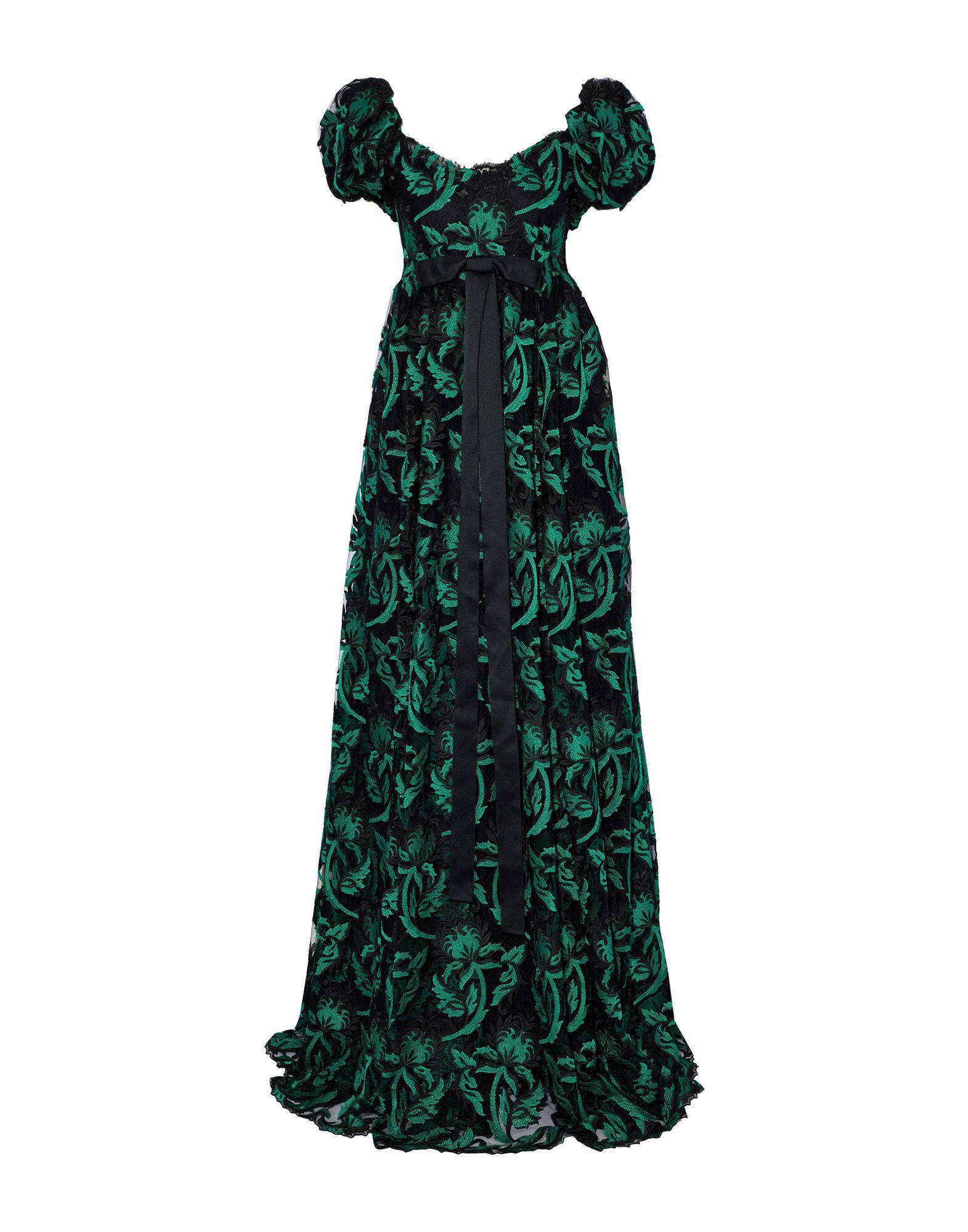 DOLCE & GABBANA Длинное платье