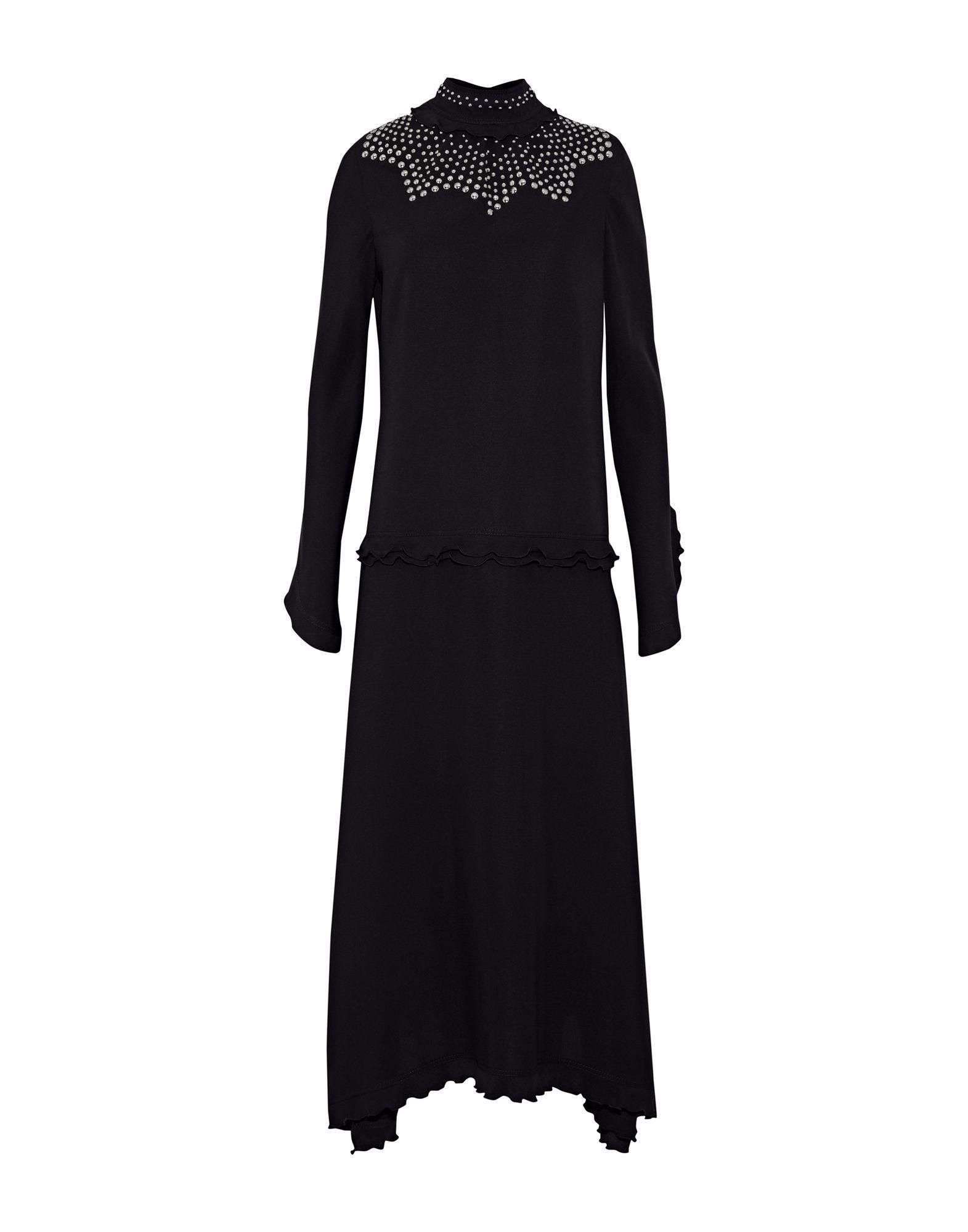 купить DEREK LAM Длинное платье по цене 116000 рублей