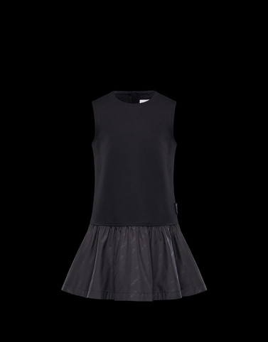 DRESS Black Kids 4-6 Years - Girl