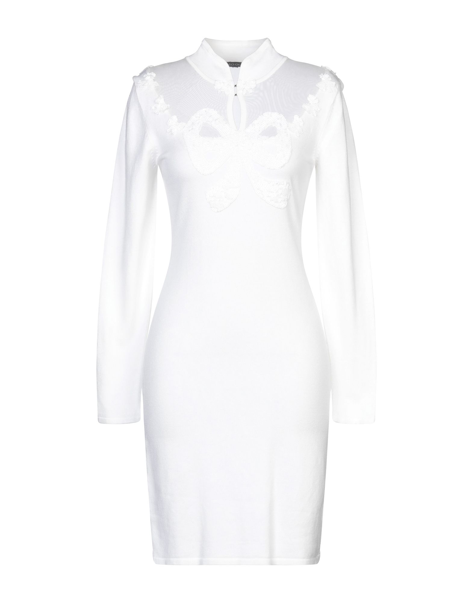 LÉO GUY Короткое платье