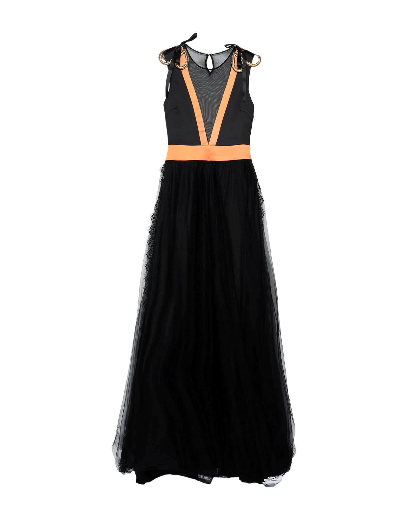 PHILO P. COUTURE Длинное платье