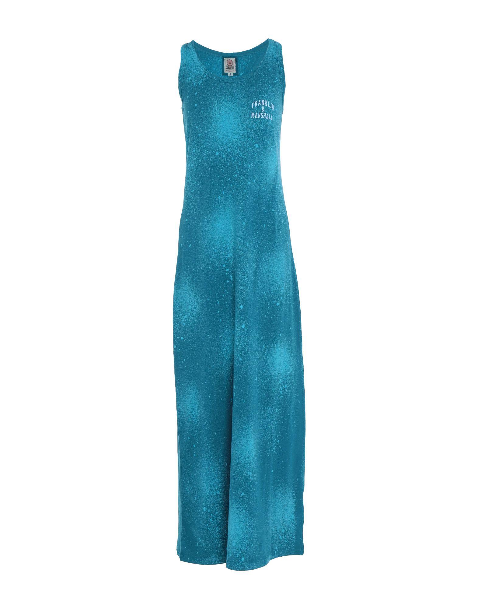 FRANKLIN & MARSHALL Длинное платье