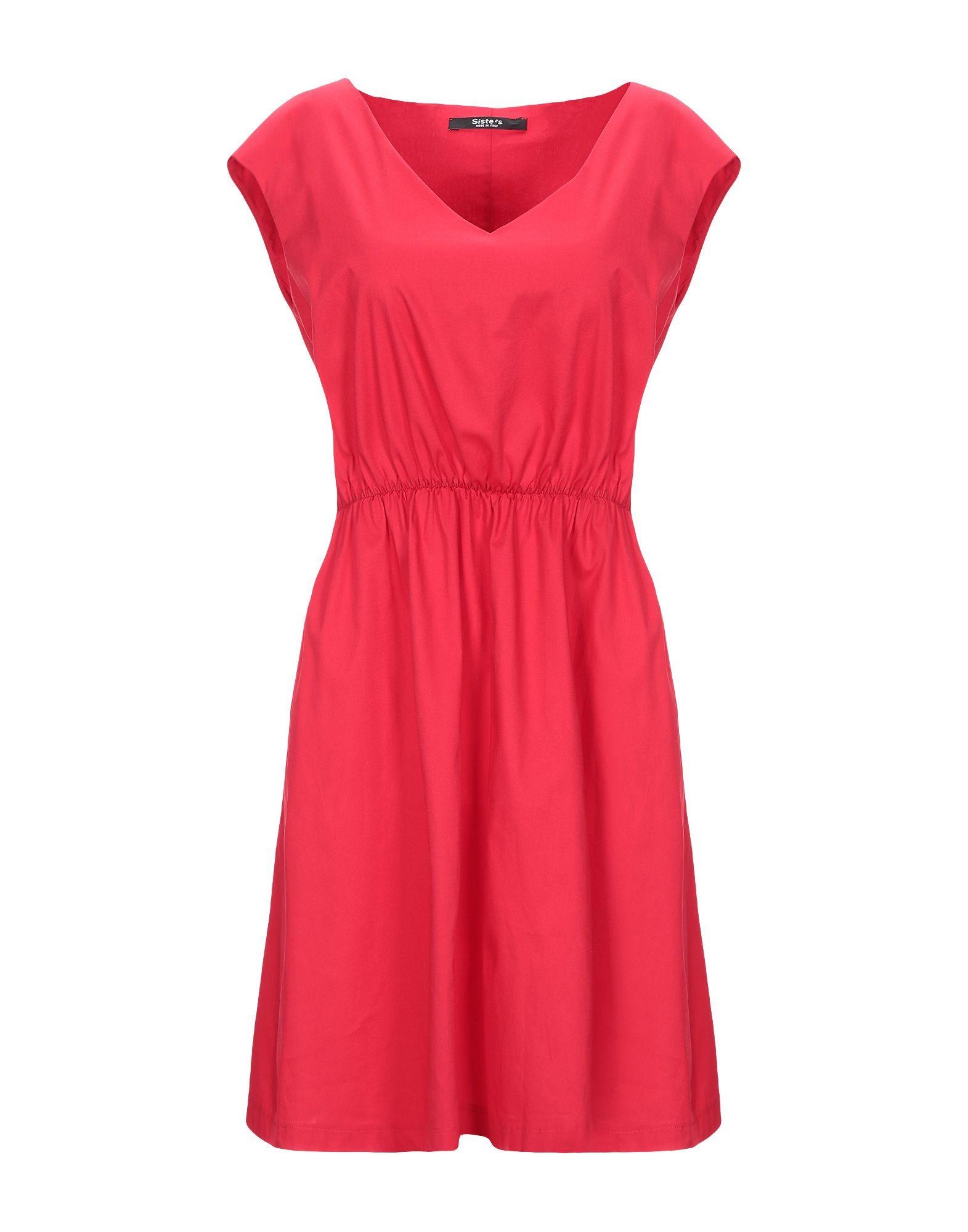 SISTE' S Короткое платье цена и фото