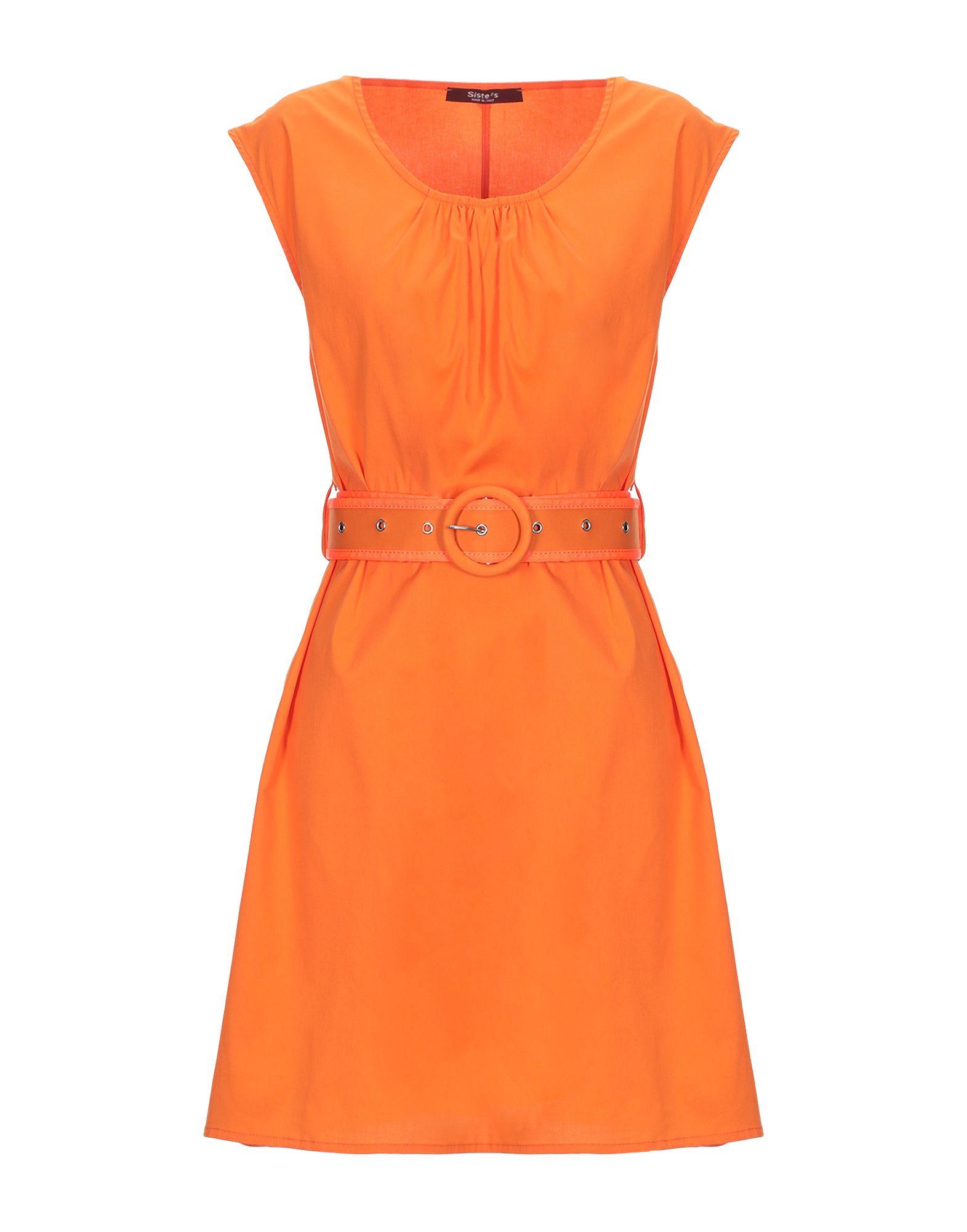 SISTE' S Короткое платье
