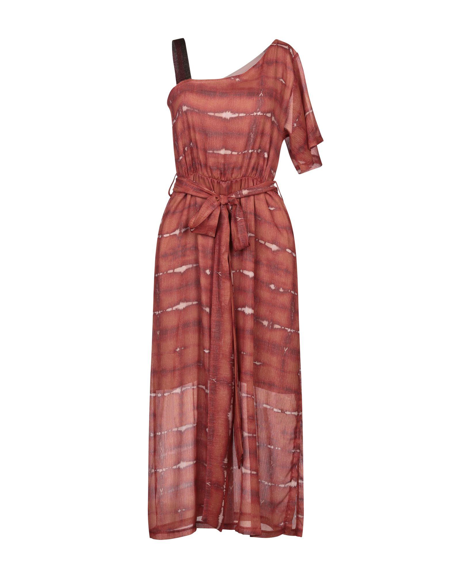 NO-NÀ Платье длиной 3/4 no nà платье длиной 3 4