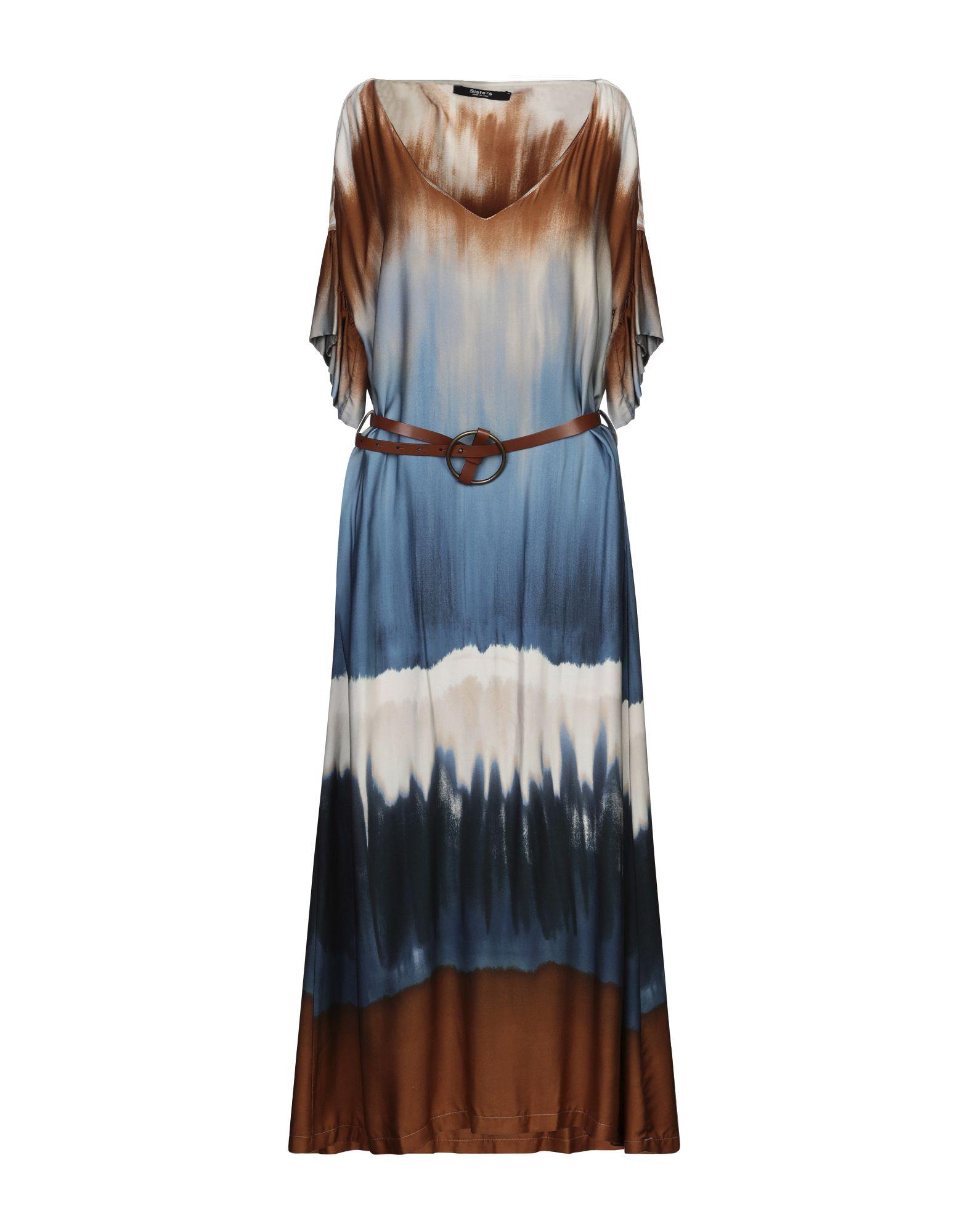 SISTE' S Платье длиной 3/4