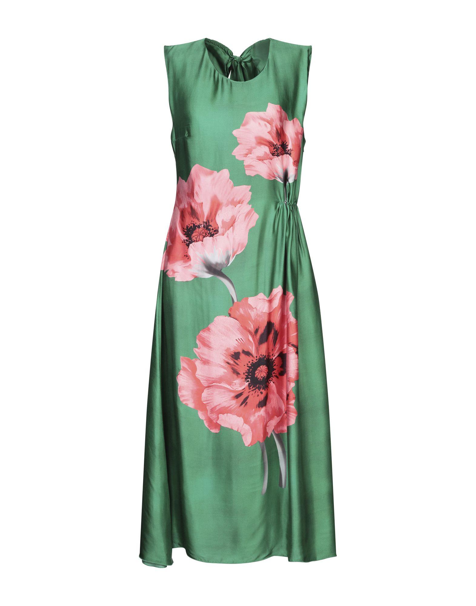 SISTE' S Платье длиной 3/4 цена и фото