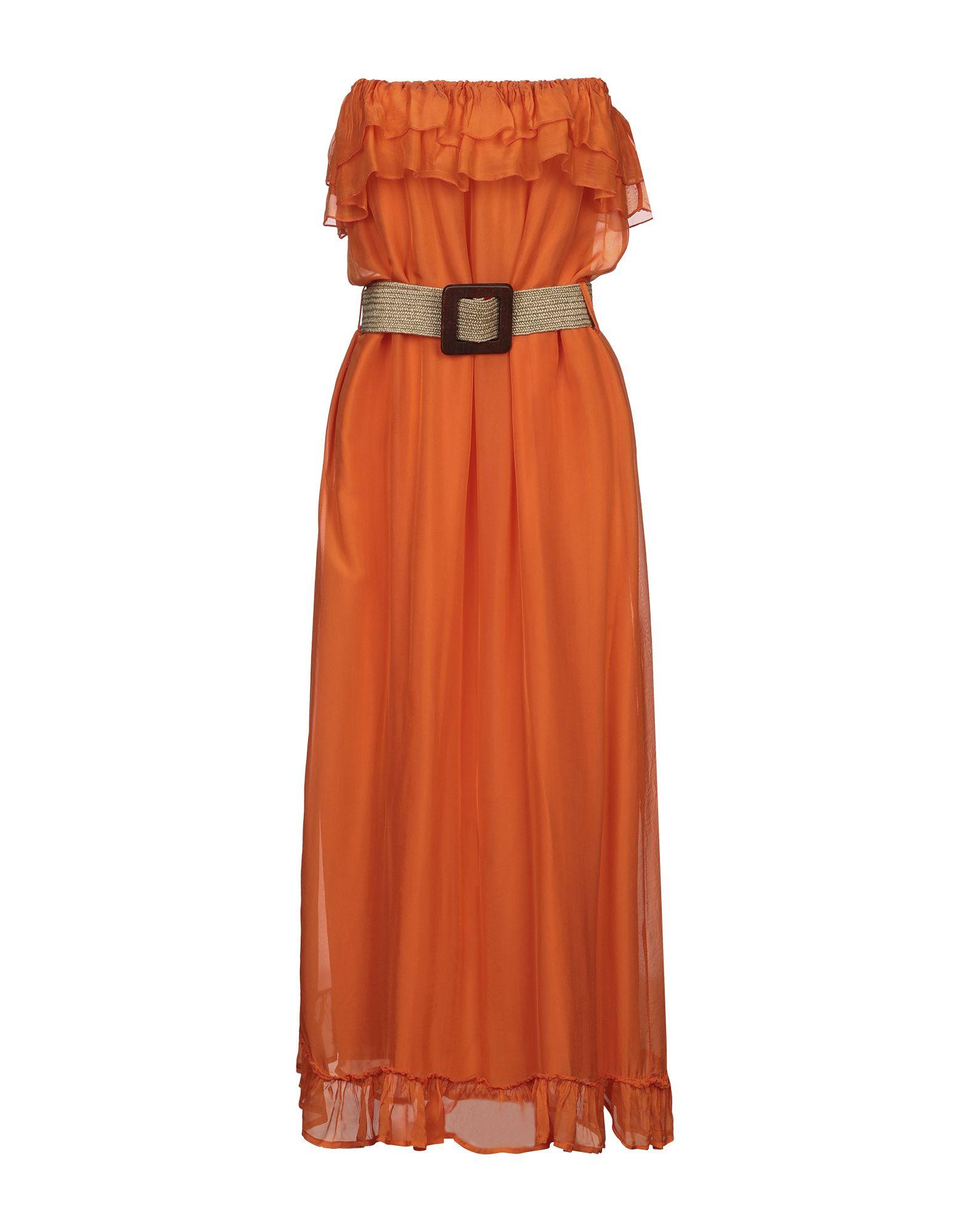 SISTE' S Длинное платье