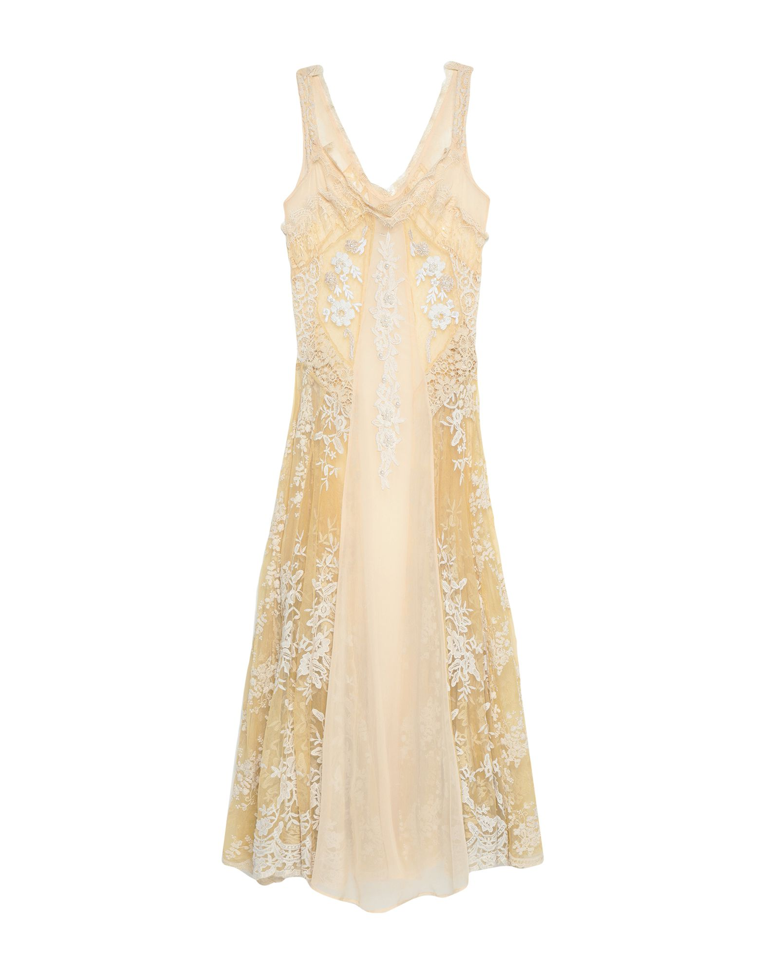 GADO GADO by MARGRIET WAGERAAR Длинное платье