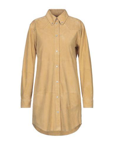 Купить Женское короткое платье ISABEL MARANT ÉTOILE цвет песочный
