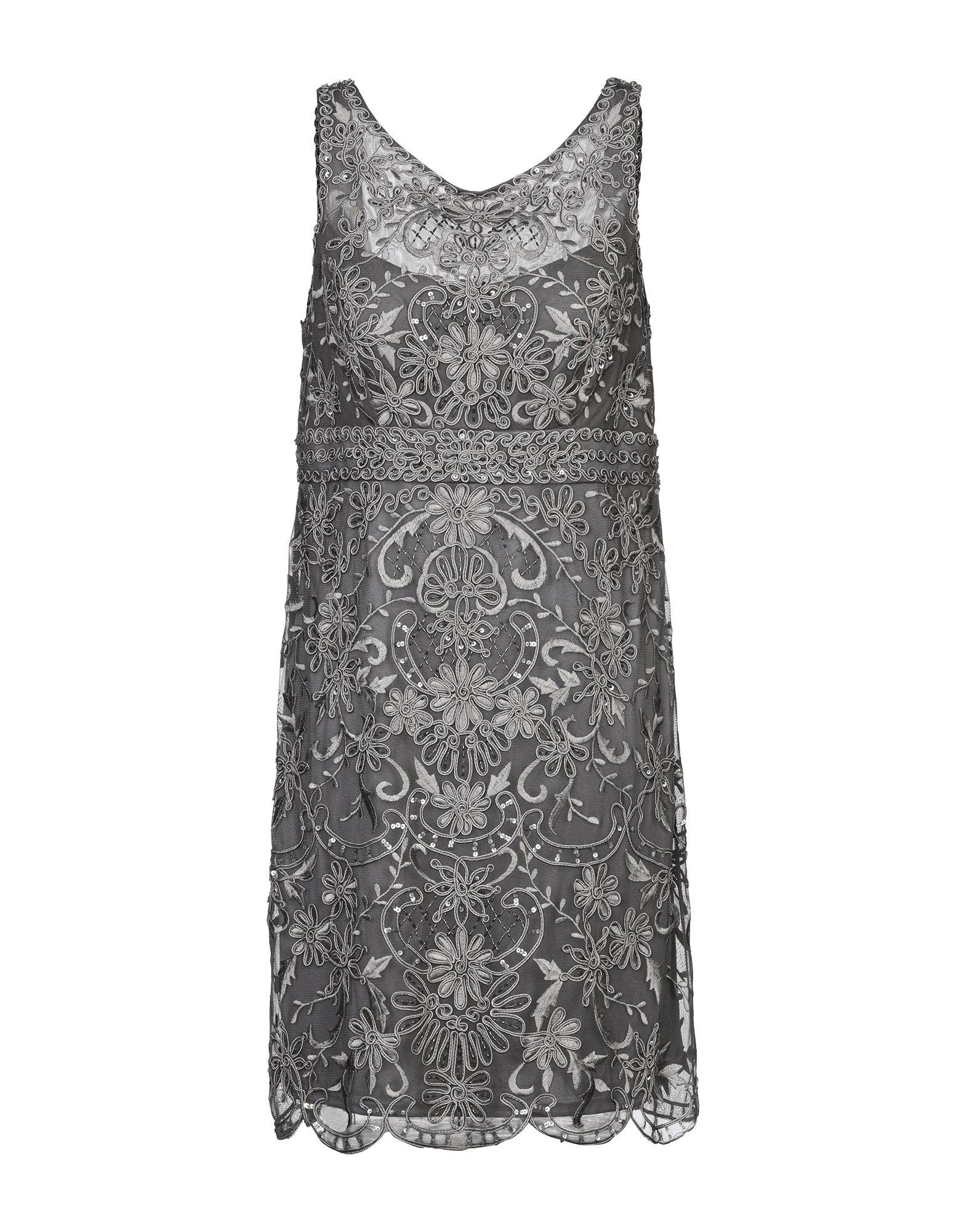 PAOLA BLŪ Короткое платье