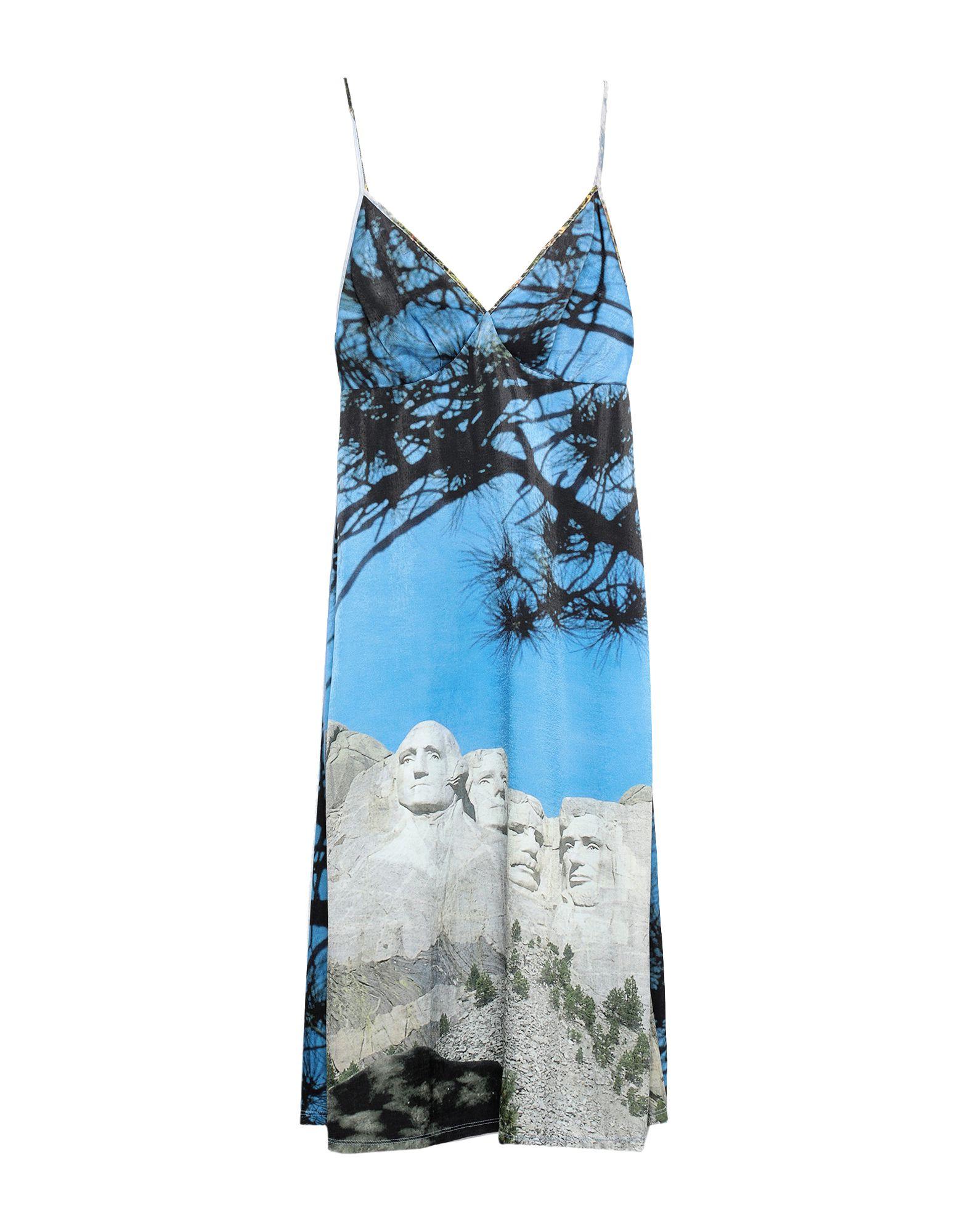 R13 Платье до колена
