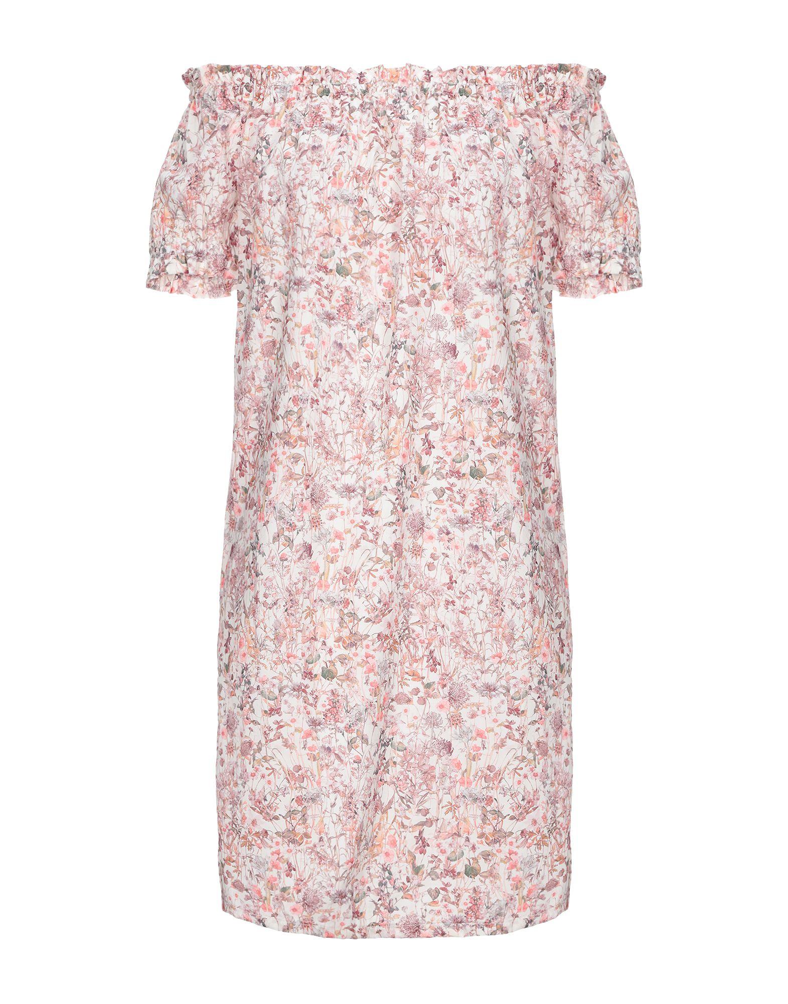 ANTONELLA VALSECCHI Короткое платье