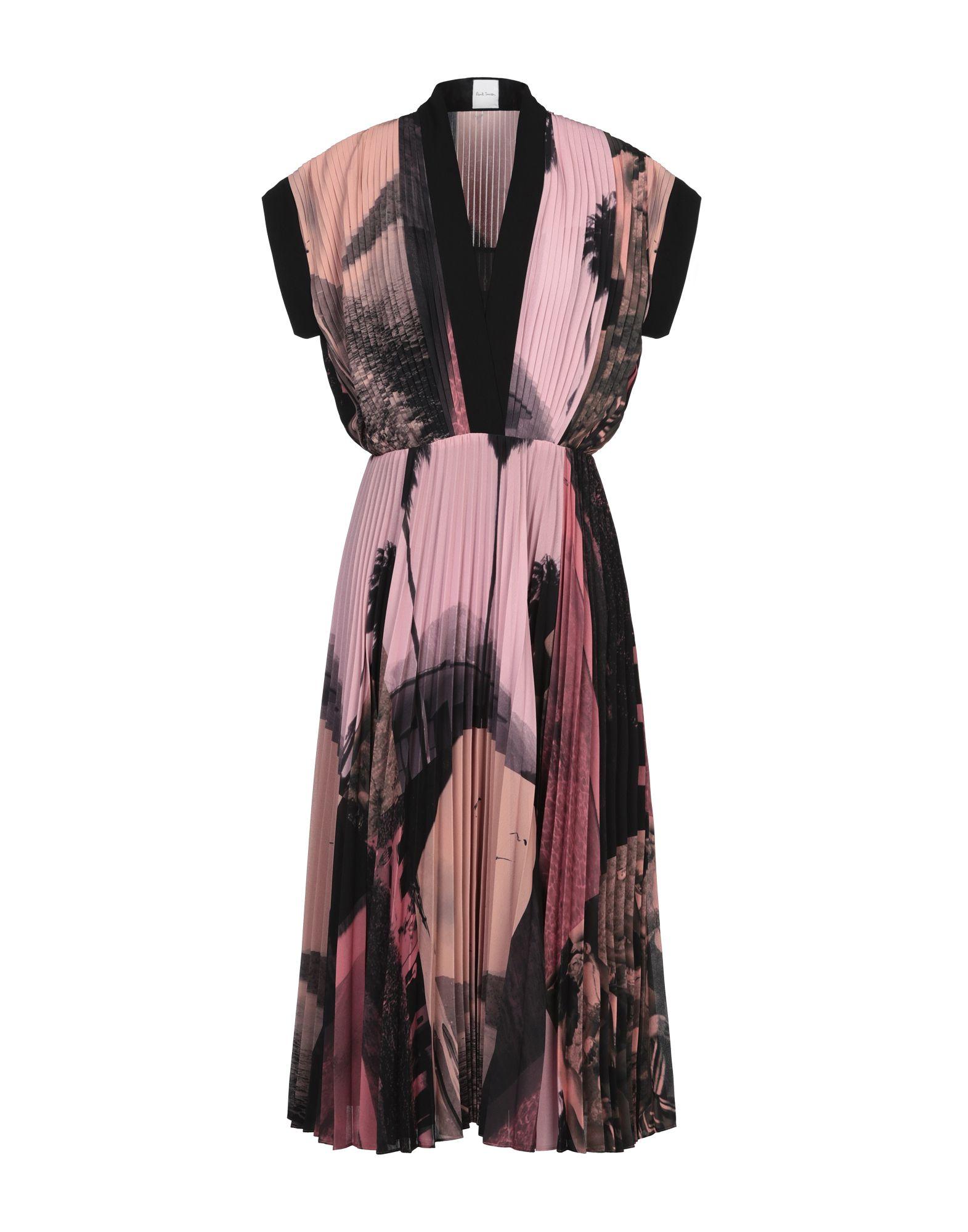 цена PAUL SMITH Платье длиной 3/4 онлайн в 2017 году