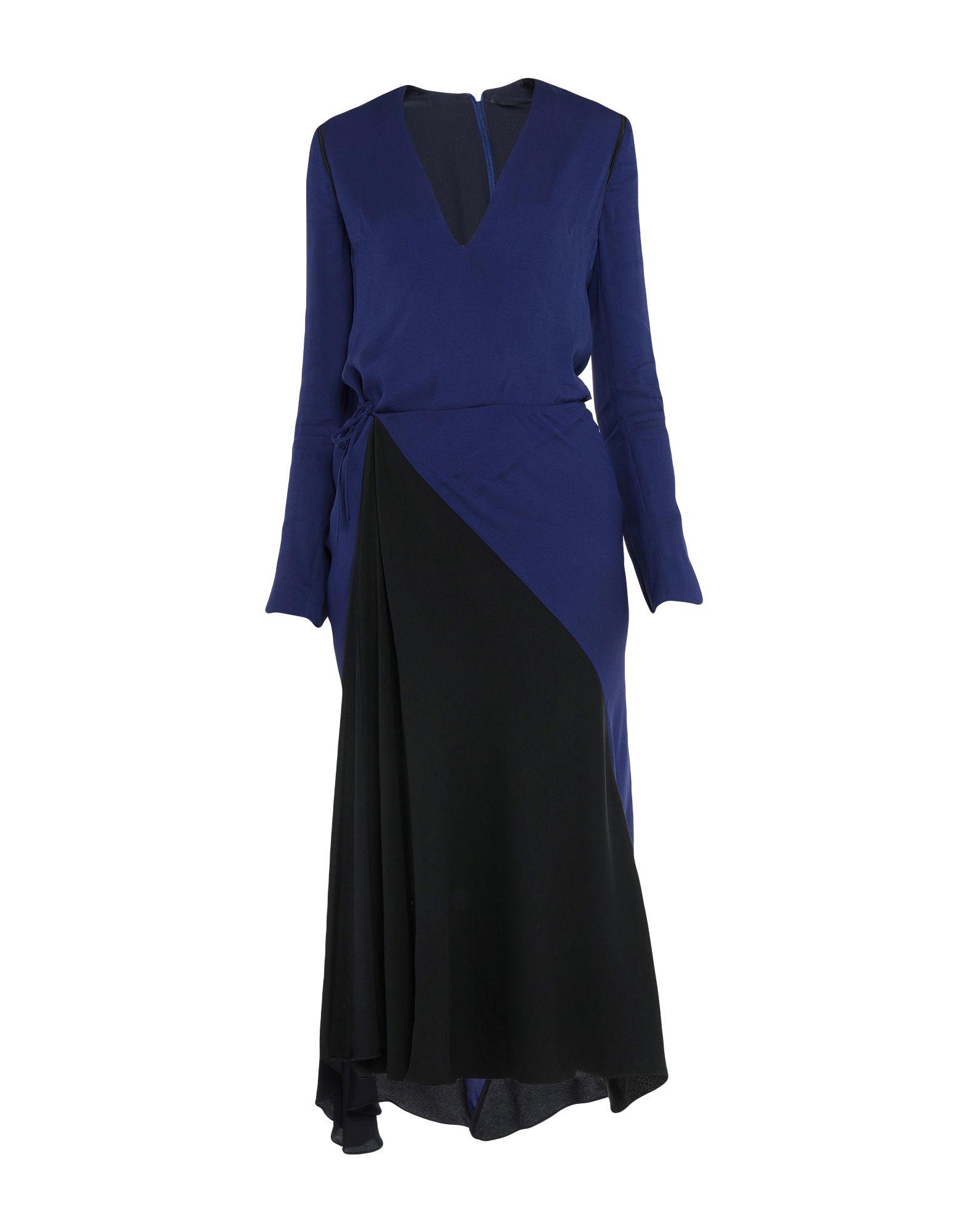 HAIDER ACKERMANN Длинное платье цены онлайн
