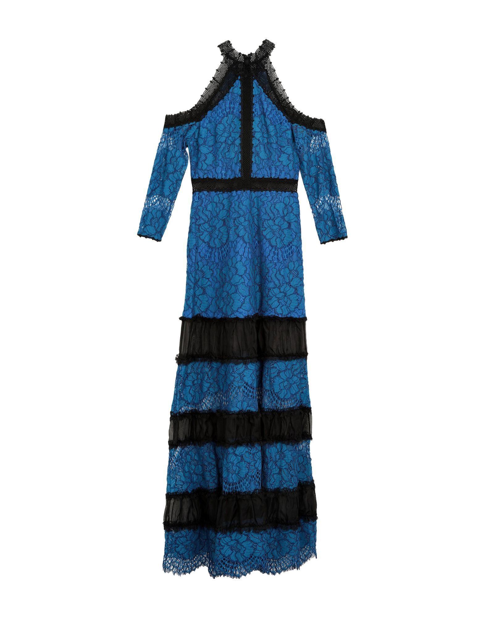 ALEXIS Длинное платье