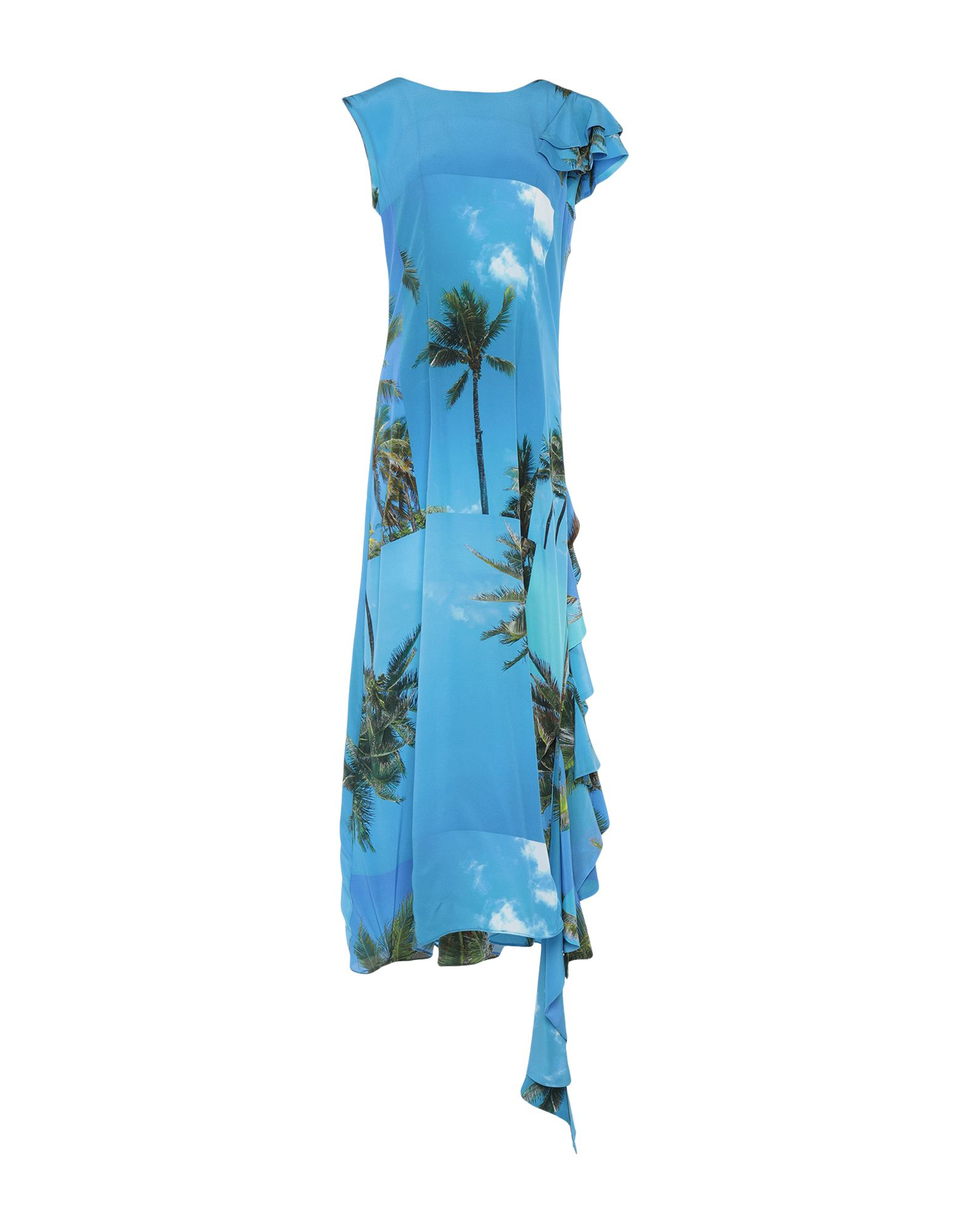 цена на NATASHA ZINKO Длинное платье