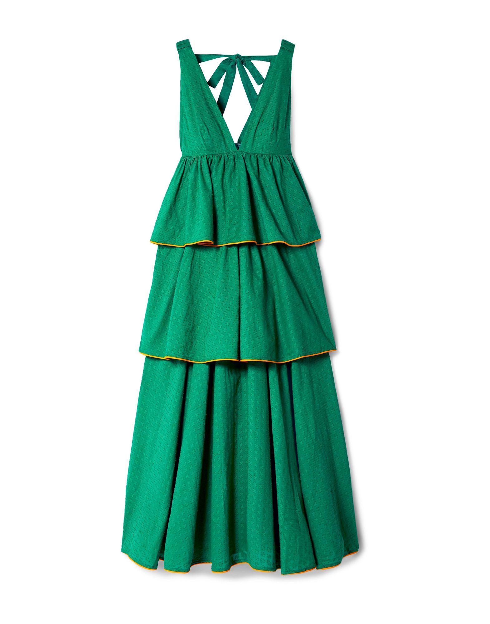 RHODE Длинное платье