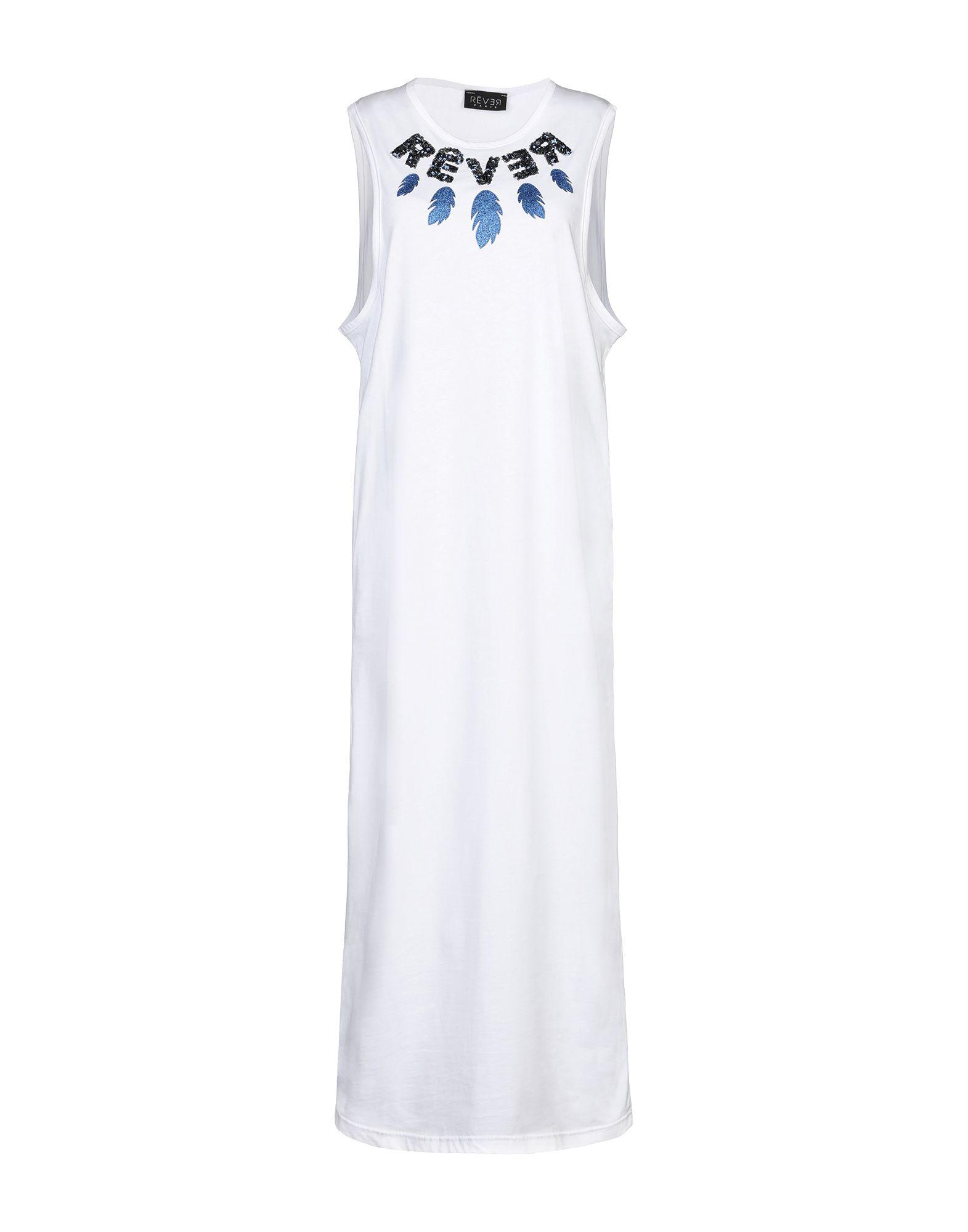 RÊVER Paris Платье длиной 3/4 rêver paris майка