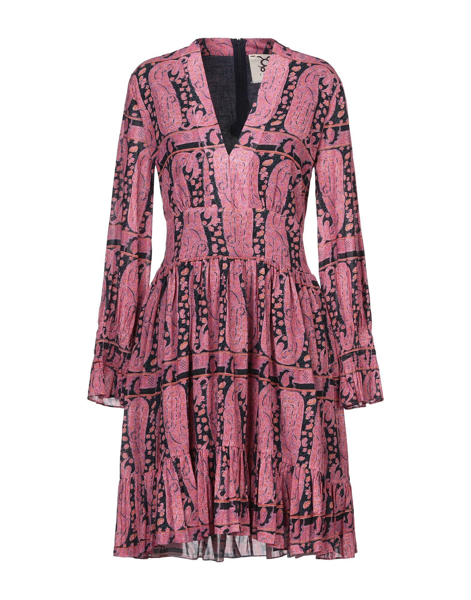 FIGUE Короткое платье figue длинное платье