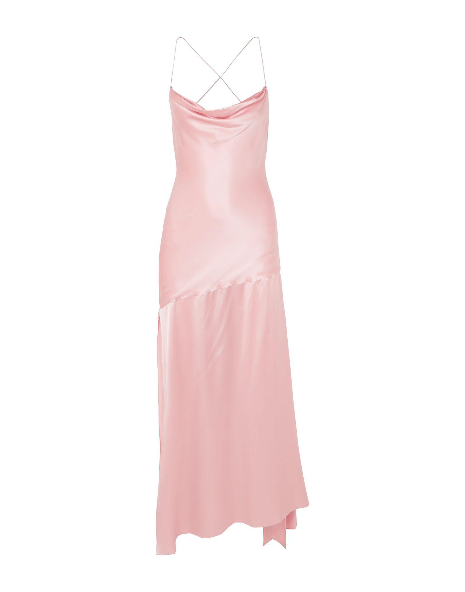 MICHAEL LO SORDO Платье до колена lo lo платье lo lo для беременных коричневый с цветами 42 44
