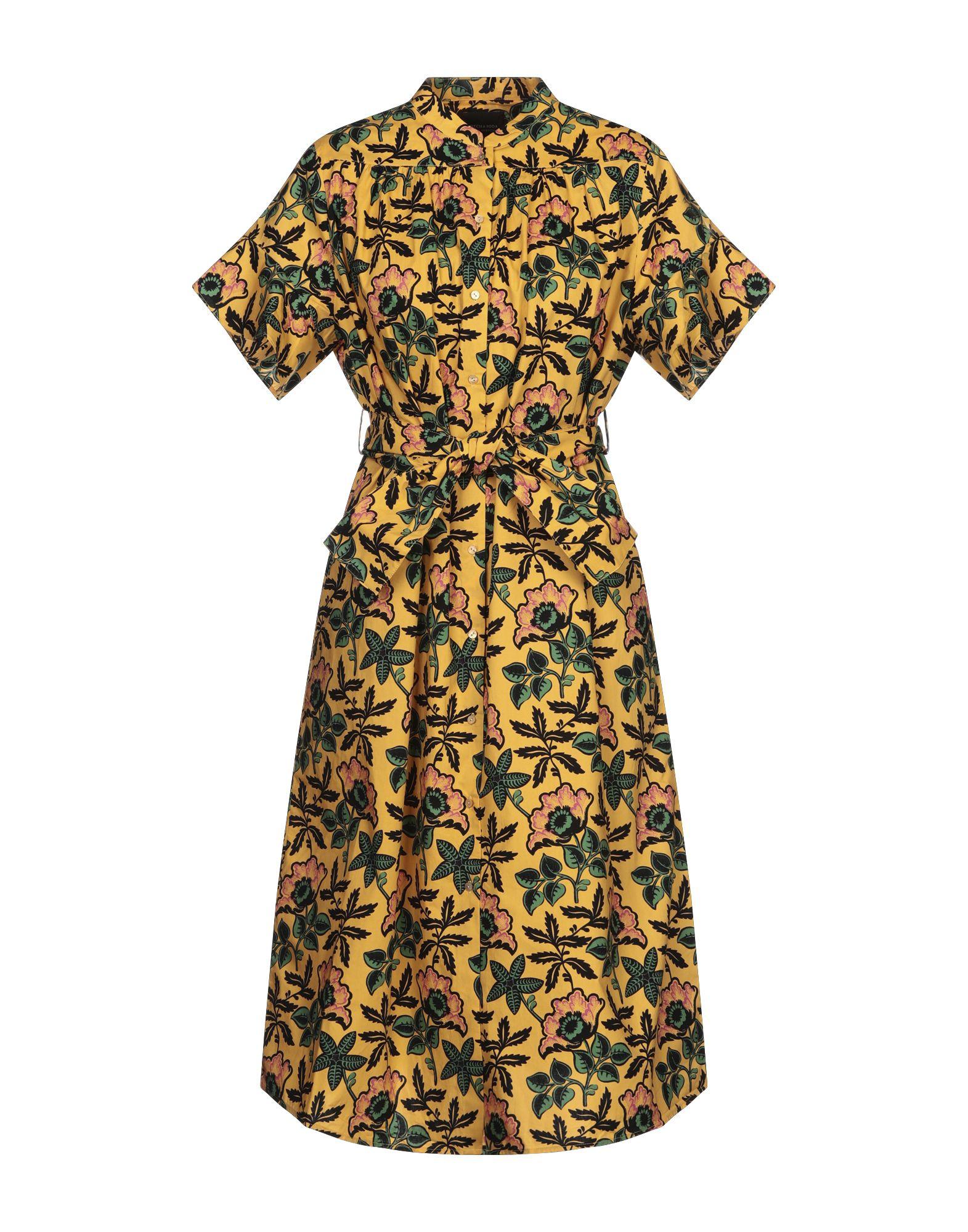 MAISON SCOTCH Платье до колена