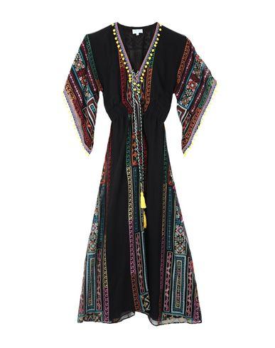 Длинное платье TAJ by SABRINA CRIPPA