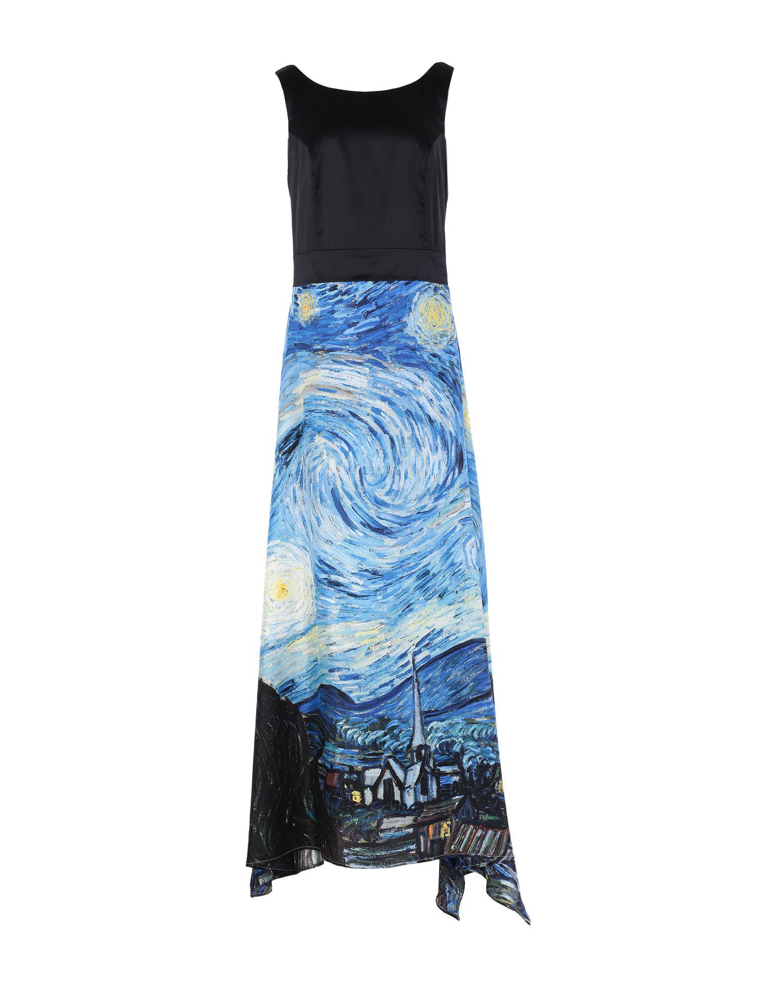 VESTI L'ARTE Длинное платье