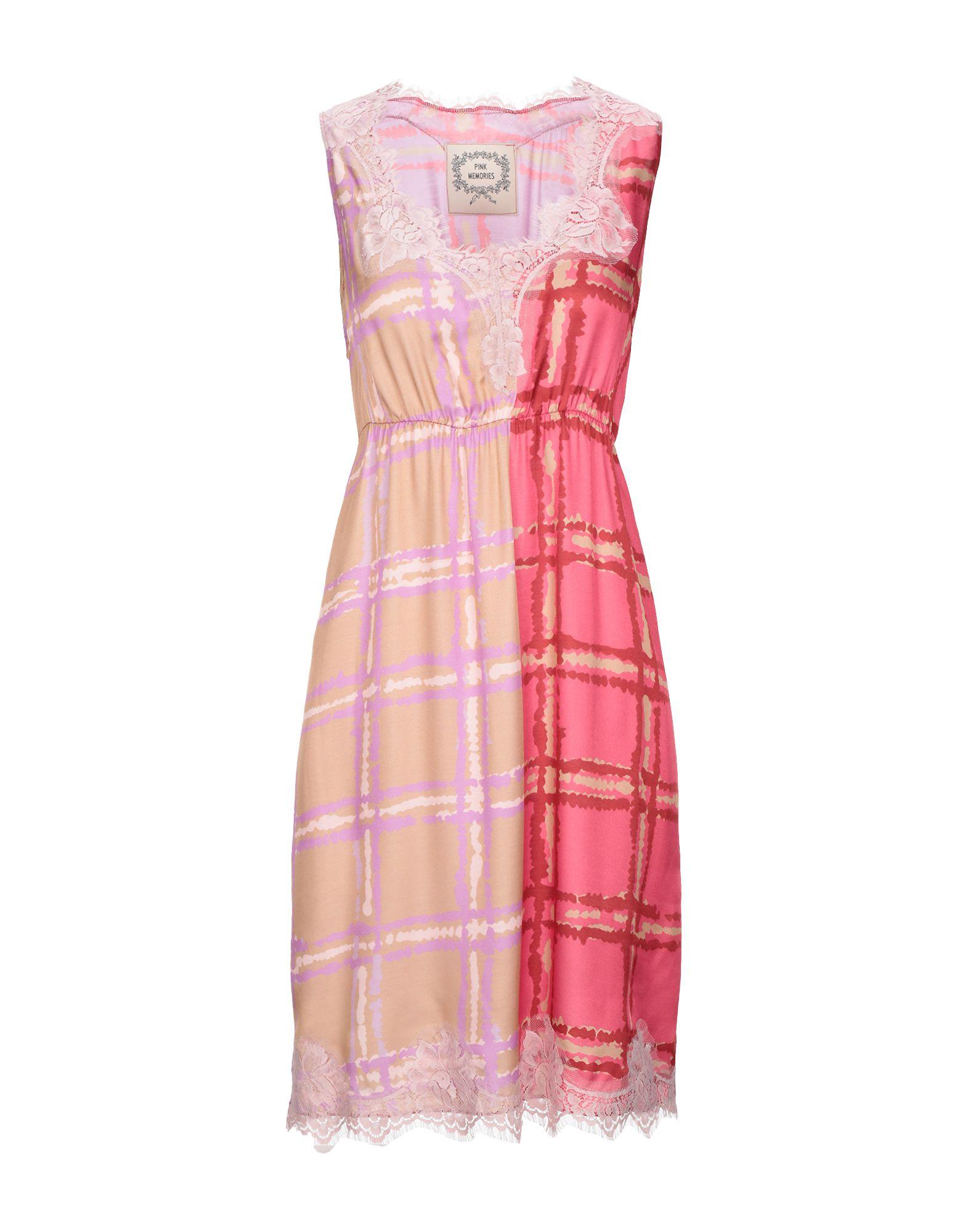 PINK MEMORIES Короткое платье