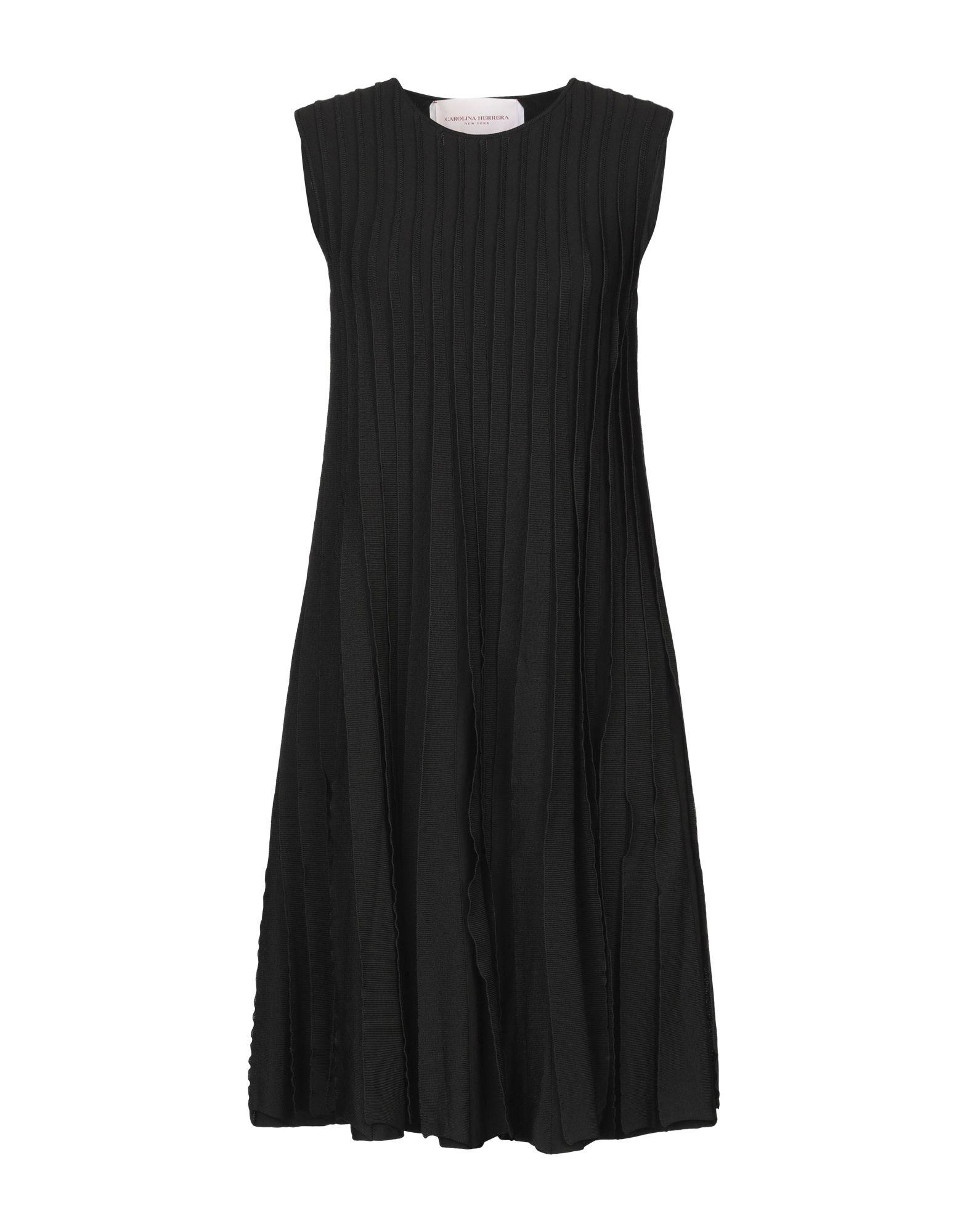 CAROLINA HERRERA Платье до колена платье классического стиля carolina herrera