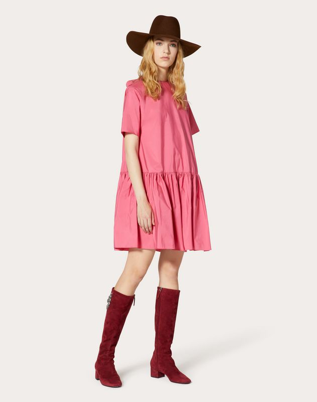 Micro-Faille Dress