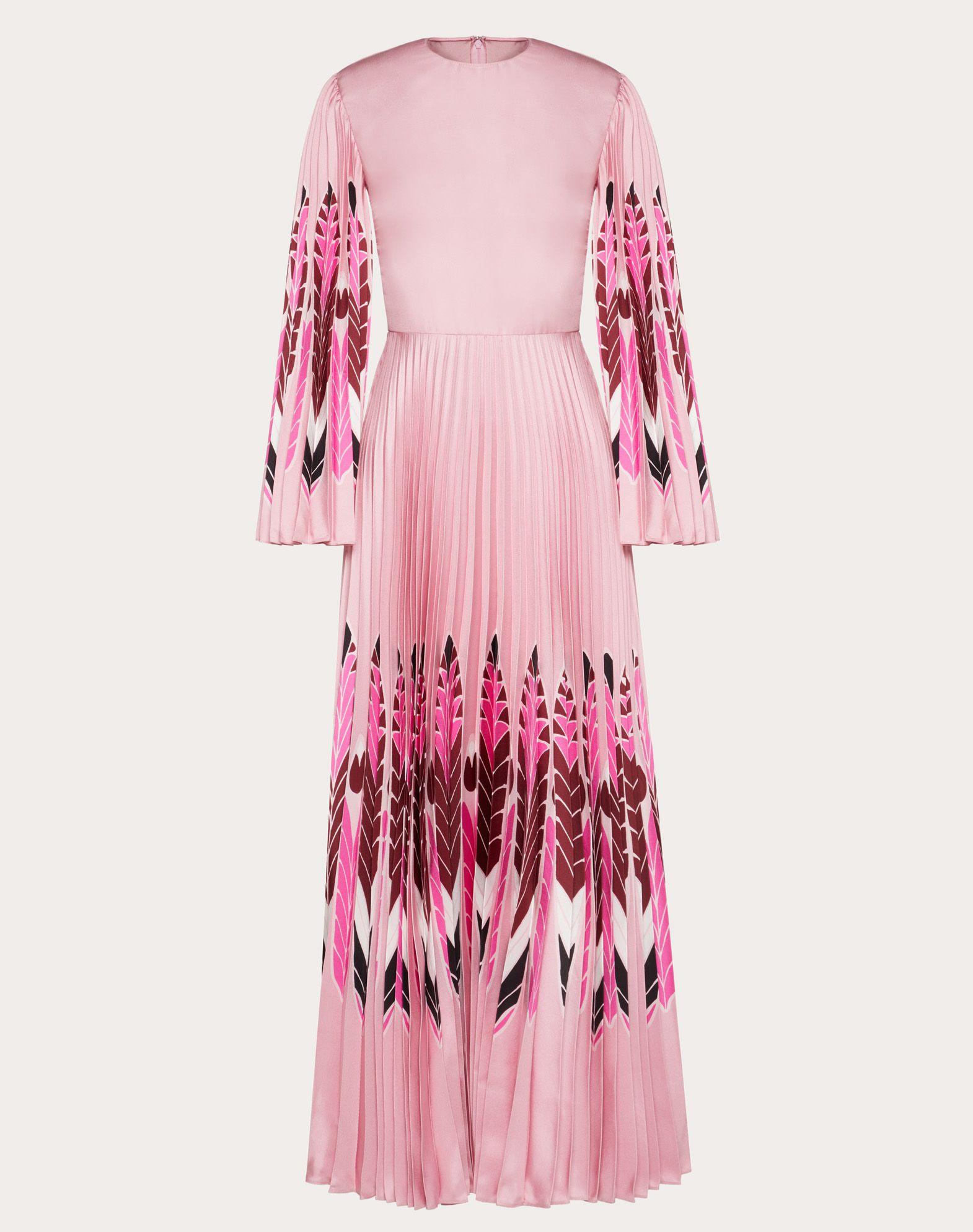 Printed Twill Dress