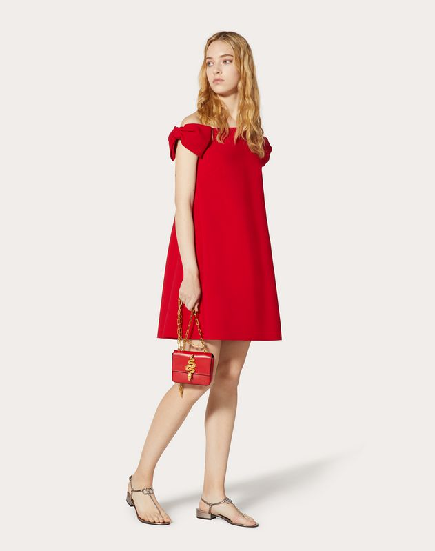 Double Comfort Crepe Dress