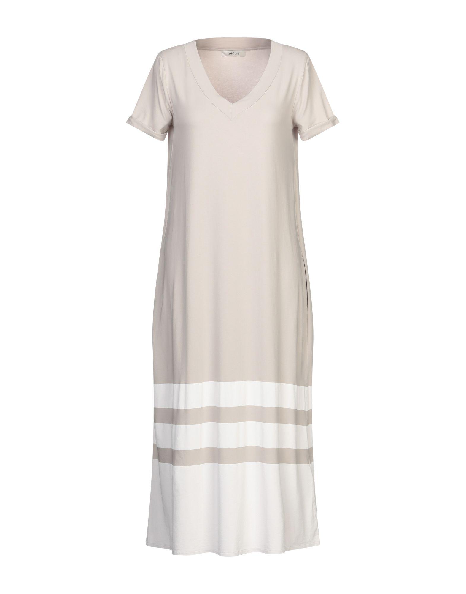 ALPHA STUDIO Платье длиной 3/4