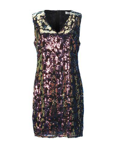 Купить Женское короткое платье MOLLY BRACKEN зеленого цвета