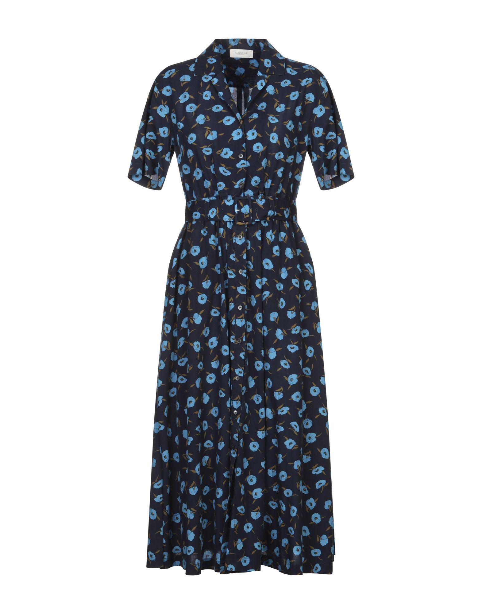SLOWEAR Платье длиной 3/4