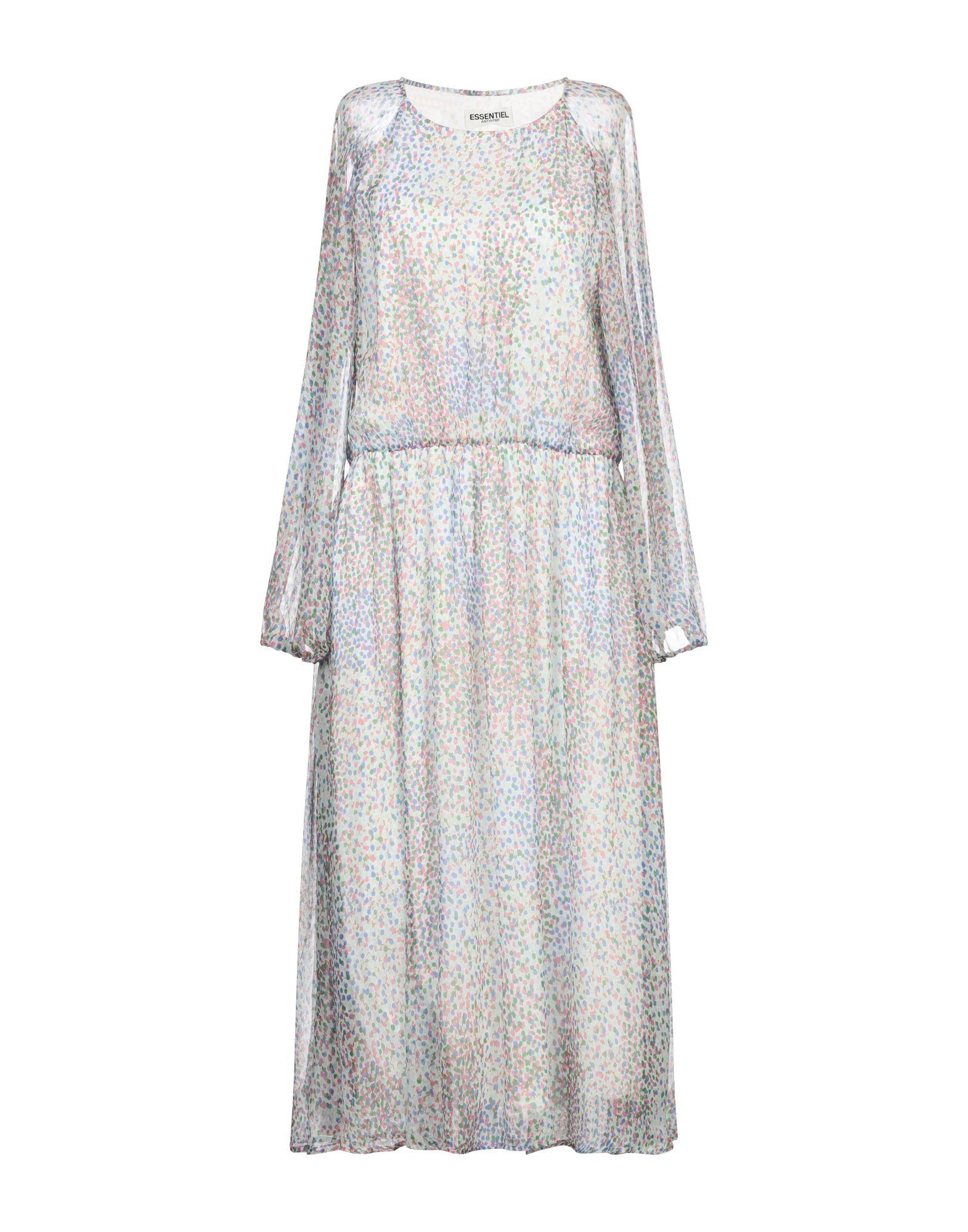 ESSENTIEL ANTWERP Платье длиной 3/4