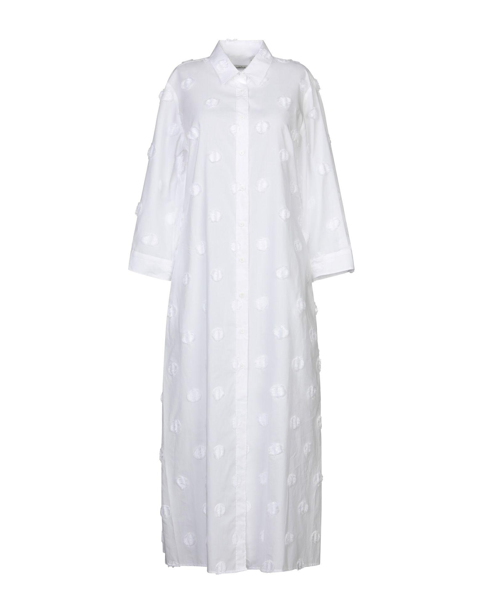 CAMICETTASNOB Длинное платье