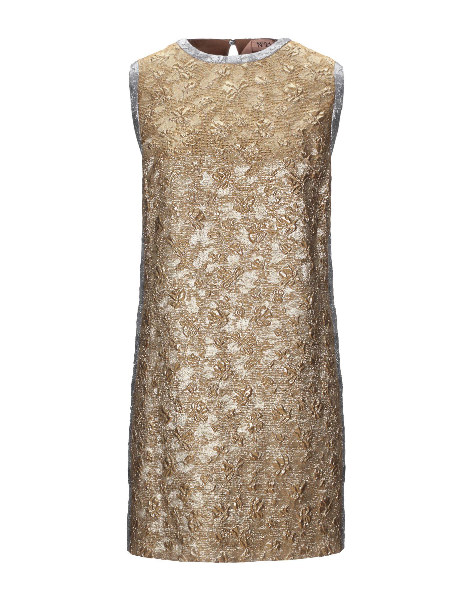 N°21 Короткое платье