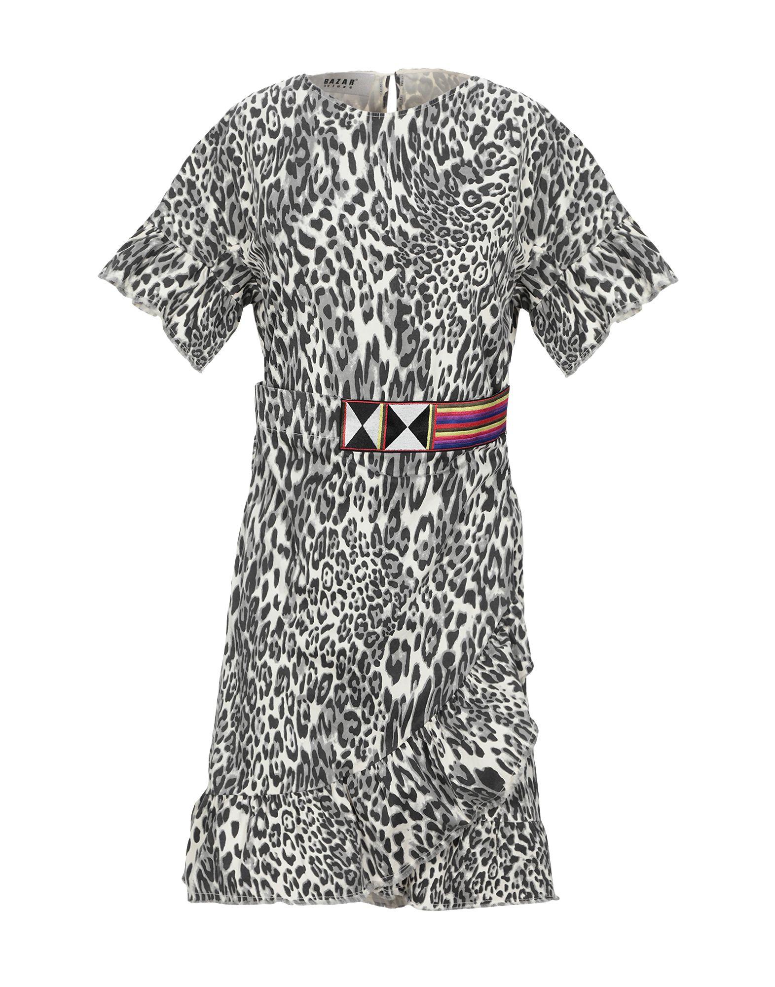 BAZAR DELUXE Короткое платье