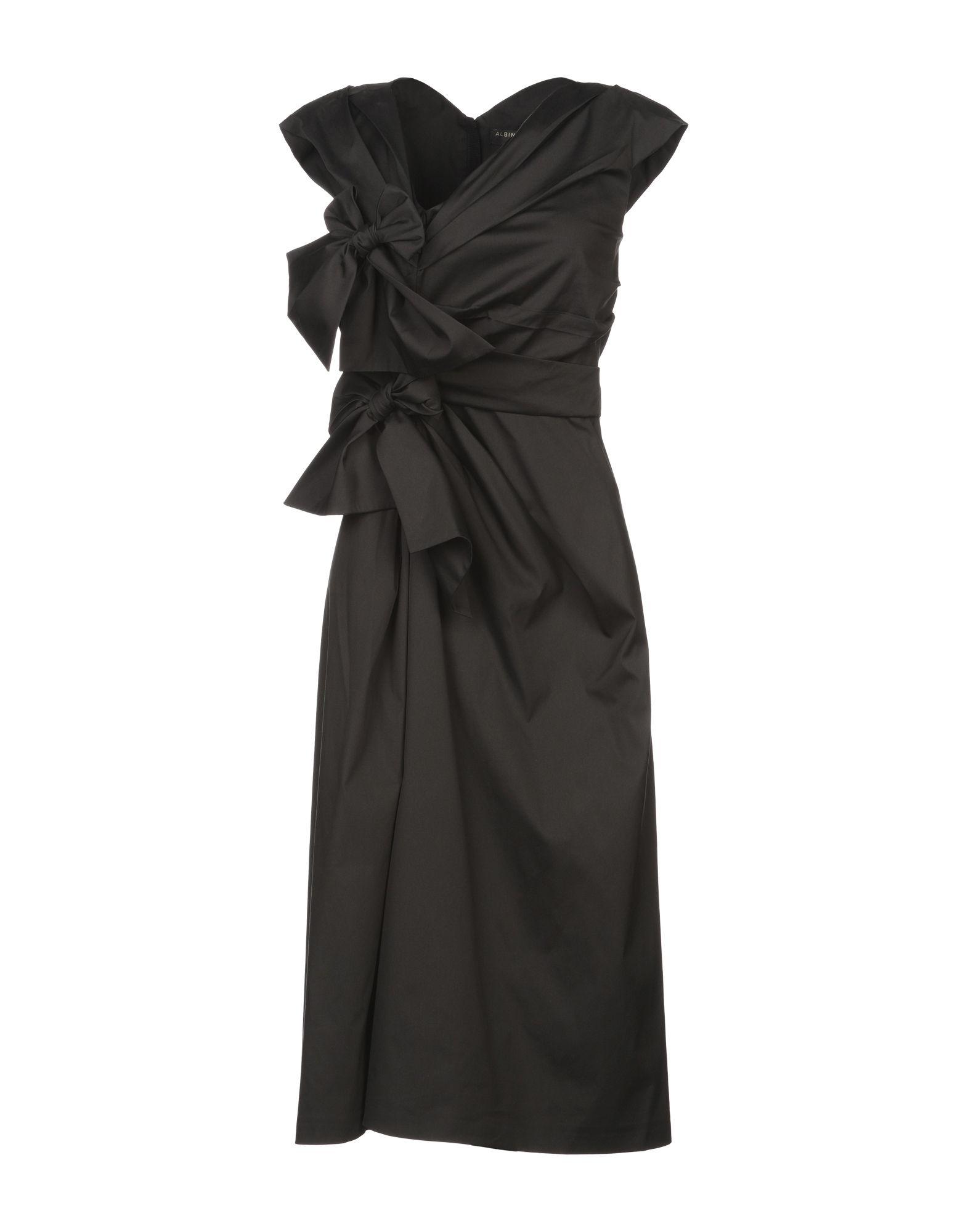 ALBINO TEODORO Платье до колена