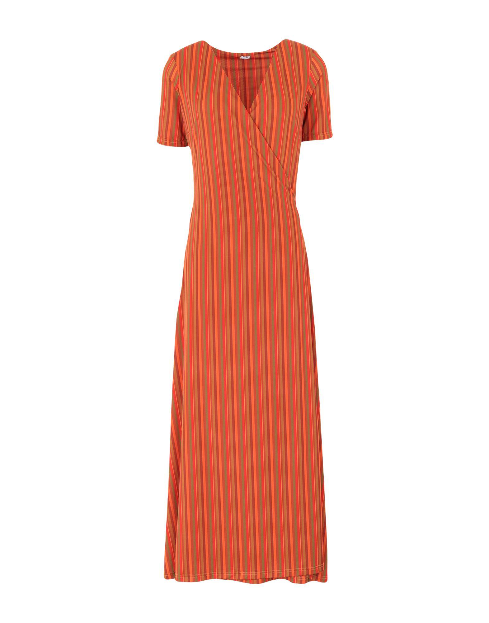 C'EST LA V Платье длиной 3/4