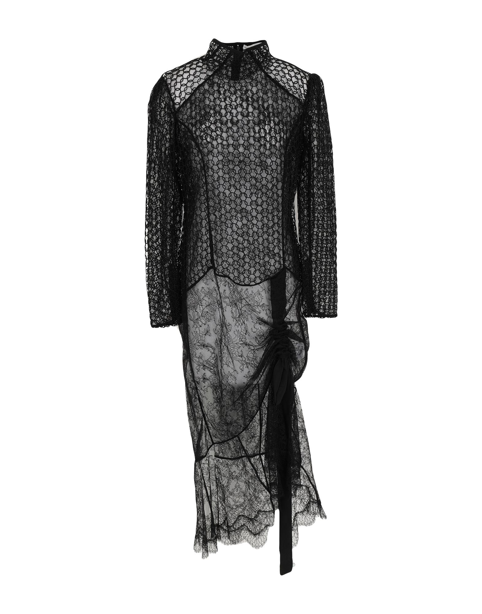 OLIVIER THEYSKENS Длинное платье цена 2017