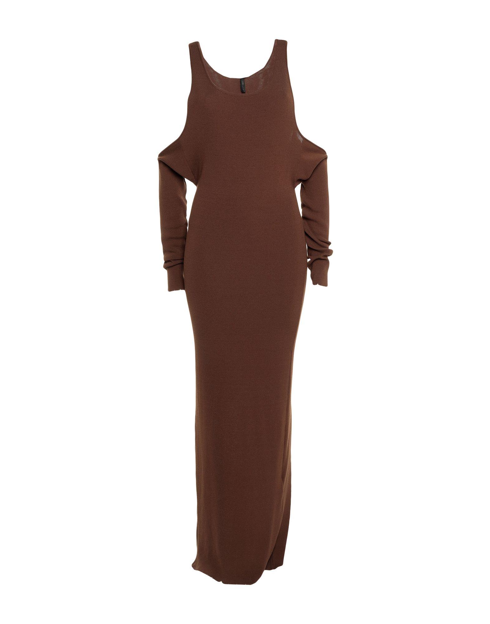 BEN TAVERNITI™ UNRAVEL PROJECT Длинное платье